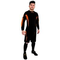 Torwart-Set Wembley schwarz / orange