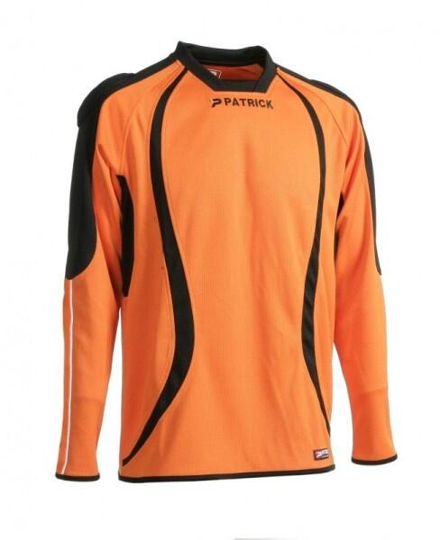Torwarttrikot Calpe 101  orange / schwarz