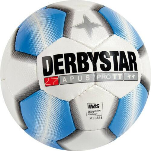 DERBYSTAR Trainings-Fußball  APUS TT blau